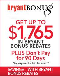 Bryant Bonus Canada 2017