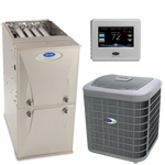 Carrier - Heating and Air Conditioning equipment upgrade and replacement