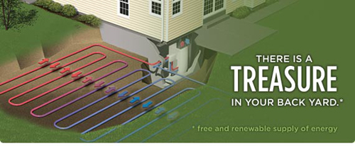 Geothermal: There is a treasure in your back yard