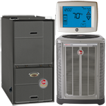 Rheem - Heating and Air Conditioning equipment upgrade and replacement