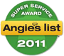 BKB Heating is a member of Angies List