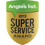 Angie's List 2013 badge
