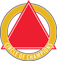Bryant Circle of Champions logo