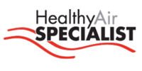 Image of Bryant's Healthy Air Specialist logo
