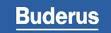 Buderus dealer logo