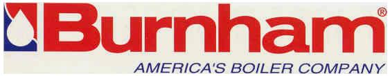 Burnham America's Boiler Company Logo