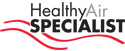 Healthy Air Specialist logo