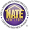 FHA Services, Inc. has NATE Certified Technicians