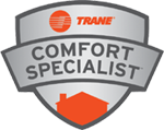 Trane Factory Authorized Dealer