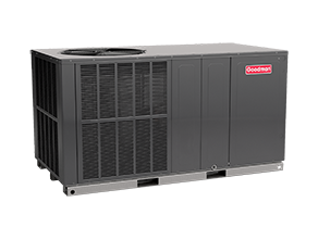 Dedicated Horizontal 14 SEER Packaged Air Conditioner