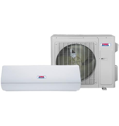 QuietComfort® Deluxe A High Wall Ductless System