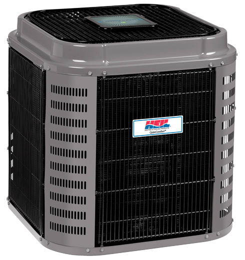 QuietComfort® Deluxe 19 Two-Stage Heat Pump