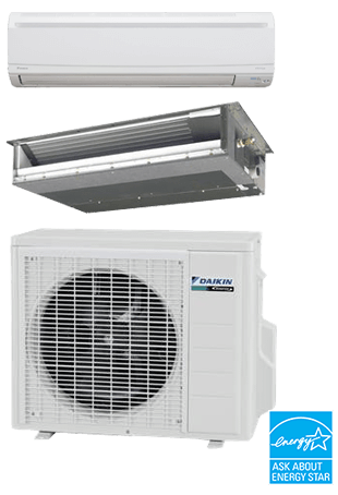 Ductless System LV Wall Mount and Aurora Wall Mount Outdoor Heat Pump