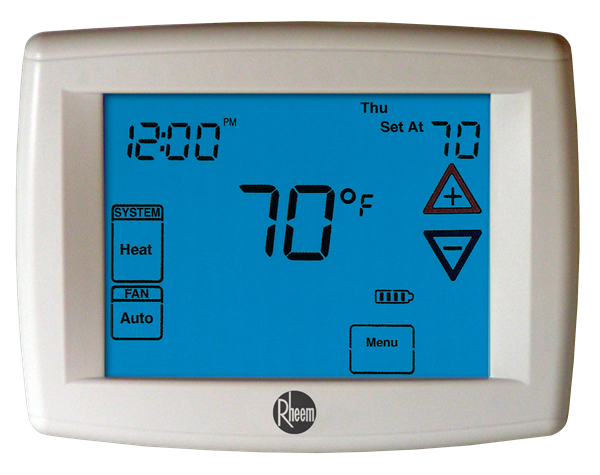300 Series Deluxe Programmable Thermostats