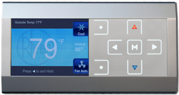 500 Series Communicating / Programmable Thermostats