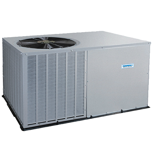 Performance® 14.5 SEER Packaged Narrow Lot Heat Pump