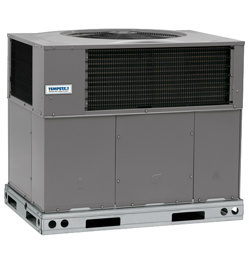 Performance® 14 SEER Packaged Narrow Lot Air Conditioner Unit