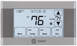 Home Automation Thermostat Control