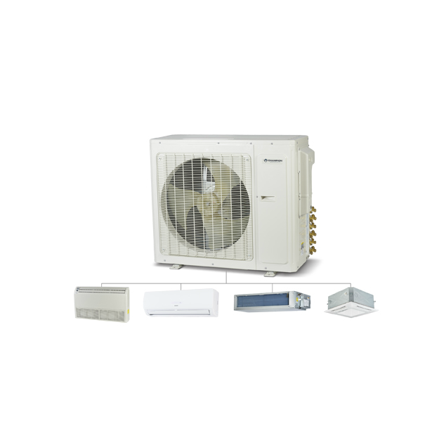 W Series Duct-Free Mini-Split multi-zone air conditioner