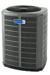 American Standard Air Conditioner<br>No Cooling