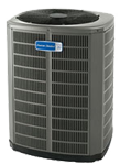 AmericanStandard - Heat Pump - No Cooling
