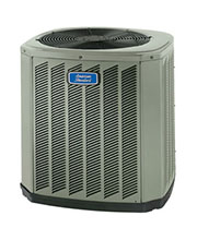 AMERICAN STANDARD AIR CONDITIONING PRODUCT OFFERING