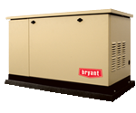 Bryant Standby Power Generators