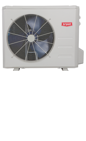 Bryant Single Zone Ductless Outdoor Units