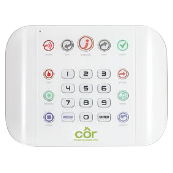 Carrier Cor Home Automation