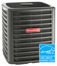 High-Efficiency 17 SEER Air Conditioner