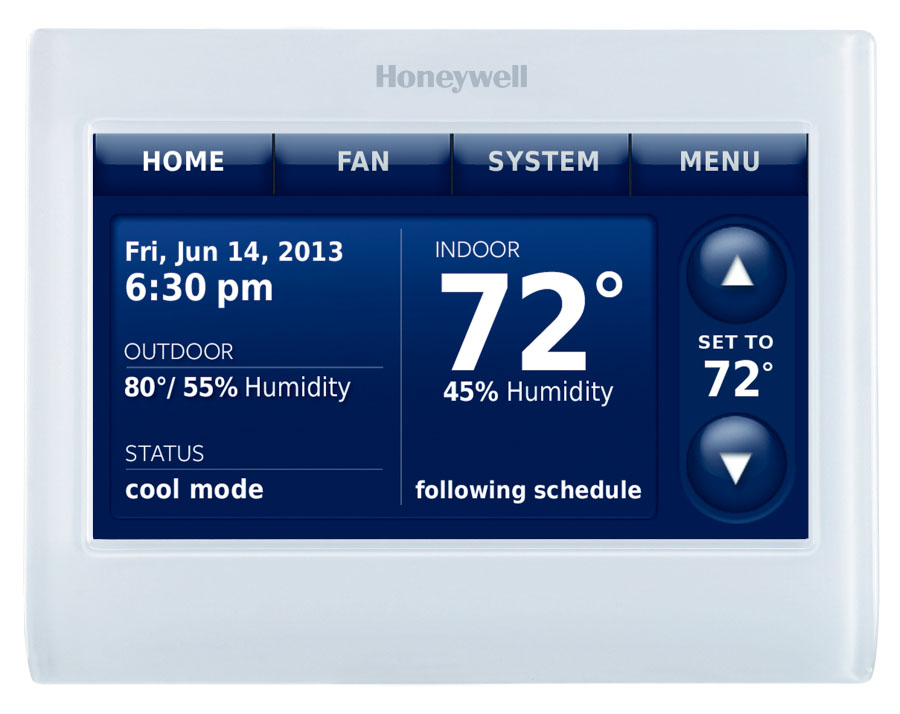 Prestige HD 7-Day Programmable Thermostat