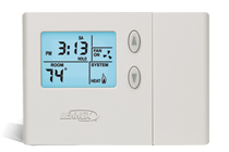 ComfortSense® 3000 Series Programmable Thermostat