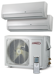 Ductless High Wall Indoor Heat Pumps