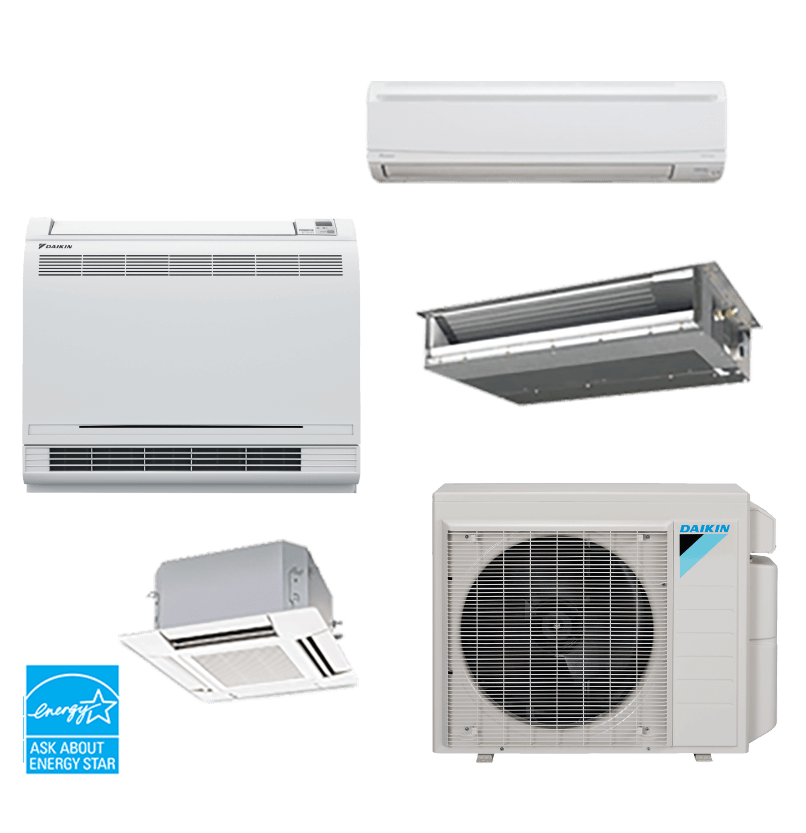 Emura Multi-Zone Ductless System