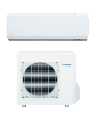 Quaternity Ductless System