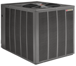 Rheem Heat Pump<br>No Cooling