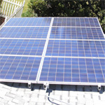 Carrier Solar Panels