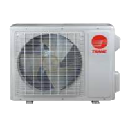 Outdoor Ductless Heat Pump System