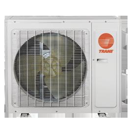 Outdoor Ductless Mini-Split Heat Pump