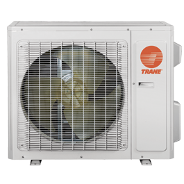 Single Zone Outdoor Ductless Heat Pump System
