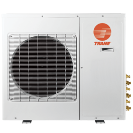 Outdoor Ductless Heat Pump