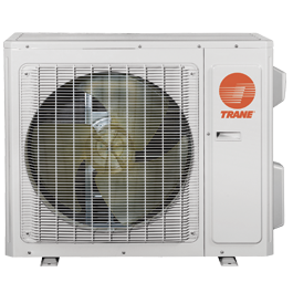 Indoor Cooling Outdoor Ductless Cooling & Heating System