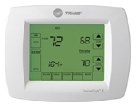 XL900 Digital Thermostat Deluxe 7-Day Programmable Communicating Control