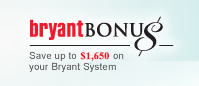Bryant Bonus Rebates