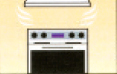 CO from Kitchen Appliance