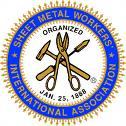 Sheet Metal Worker's logo