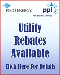 Utility Rebates Available