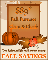 Fall Tune Up Savings
