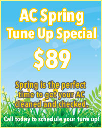 Spring Tune Up Savings