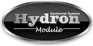 Hydron Module Geothermal Dealer Logo